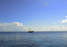 Similaneilanden in Andaman-overzees, Thailand Royalty-vrije Stock Fotografie