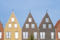 Similar rooftops Royalty Free Stock Photo