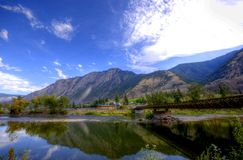 Similkameen River Stock Image