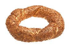 Simit 02 Royalty Free Stock Photos