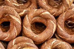 Simit foto de stock