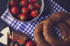 Simit Imagem de Stock Royalty Free
