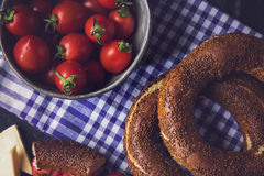 Simit Fotos de Stock Royalty Free