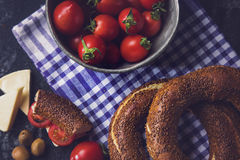 Simit Stock Photos