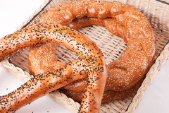 Simit Stock Image