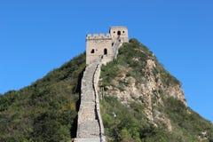 Simitai część wielki mur Pekin Zdjęcia Royalty Free