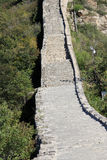 Simitai part of Great Wall big stairs2 Stock Photos