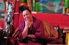 Simling Monk Stock Photos