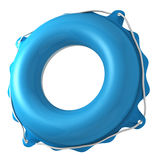 Simma cirkeln Fotografering för Bildbyråer