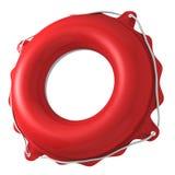 Simma cirkeln Royaltyfria Bilder