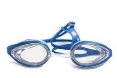 simma för 01 goggles Fotografering för Bildbyråer