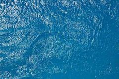 Simmering sea water surface Royalty Free Stock Photography