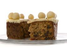 simnel торта Стоковое Фото
