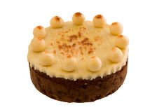 Free Simnel Cake Royalty Free Stock Photo - 8343155