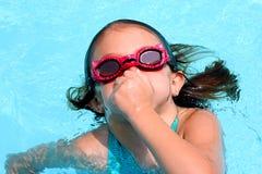 simning Royaltyfria Bilder