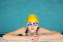 simning Royaltyfria Foton