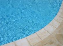 simning för 4 pöl royaltyfria bilder