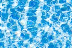 simning för 7 pöl Royaltyfria Bilder