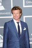 Simon Baker Stock Photo