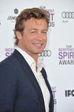 Simon Baker Royalty Free Stock Photos