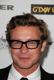 Simon Baker Stock Photos