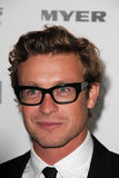 Simon Baker Stock Images
