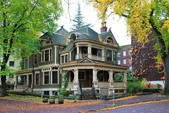 Simon Benson House à Portland, Orégon Photos libres de droits