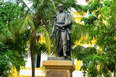 Simon Bolivar άγαλμα Στοκ φωτογραφία με δικαίωμα ελεύθερης χρήσης
