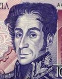 Simon Bolivar lizenzfreie stockfotografie