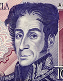 Simon Bolivar Royalty Free Stock Photography