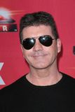 Simon Cowell. At The X Factor Press Conference, CBS Televison City,  Los Angeles, CA 12-19-11 Royalty Free Stock Photo