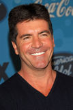 Simon Cowell Photo libre de droits