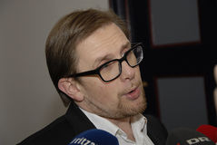 SIMON EMIL AMMITZBOLL_POLITICIANS Fotografering för Bildbyråer