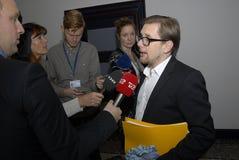 SIMON EMIL AMMITZBOLL_POLITICIANS Arkivfoto