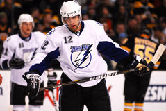Simon Gagne Tampa Bay Lightning Stock Images