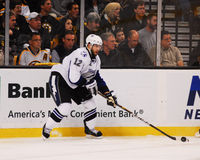 Simon Gagne Tampa Bay Lightning Royalty-vrije Stock Foto's