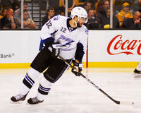 Simon Gagne Tampa Bay Lightning Immagine Stock