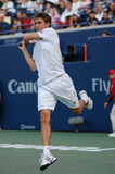 Simon Gilles at Rogers Cup 2008 Royalty Free Stock Image