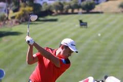 Simon Kahn a golf aperto, Marbella di Andalusia Fotografie Stock