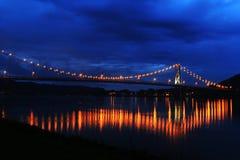 Simon Kenton Bridge Immagine Stock