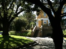 Simon Patino dom II obrazy royalty free