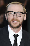 Simon Pegg Royalty Free Stock Photo