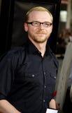 Simon Pegg stockfotografie