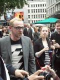 Simon Pegg At Scott Pilgrim Vs The World Royalty Free Stock Photo