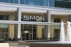 Simon Property Group World Headquarters III Stock Photography