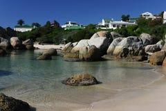 Simon's Town beach Royalty Free Stock Image