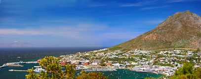 Simon's Town - South Africa Stock Images