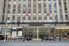 Simon & Schuster Headquarters Royalty Free Stock Photos