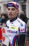 Simon Spilak  Team Katusha Stock Image