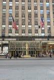 Simon y Schuster Headquarters Foto de archivo libre de regalías